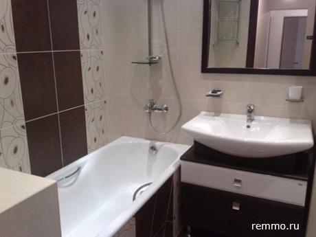 Ремонт ванной 3