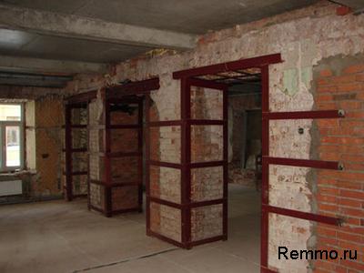 Дверь в несущей стене - как сделать7 remmo.ru
